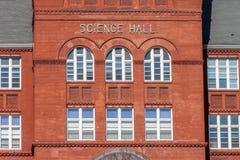 Αίθουσα επιστήμης Στοκ φωτογραφίες με δικαίωμα ελεύθερης χρήσης
