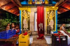 Αίθουσα θησαυρών σε Kandy Esala Perahera Στοκ φωτογραφία με δικαίωμα ελεύθερης χρήσης