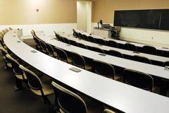 Αίθουσα διάλεξης στο πανεπιστήμιο Στοκ Φωτογραφία