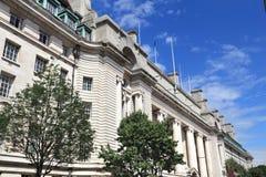 Αίθουσα κομητειών του Λονδίνου στοκ εικόνες