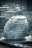 αίθουσα Λονδίνο πόλεων στοκ εικόνα με δικαίωμα ελεύθερης χρήσης