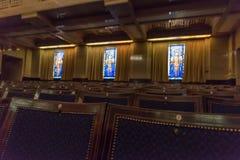 Αίθουσα Λονδίνο Freemasons Στοκ φωτογραφία με δικαίωμα ελεύθερης χρήσης