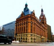 αίθουσα Μιλγουώκι πόλε&o Στοκ Φωτογραφίες