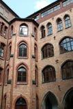αίθουσα Μόναχο προσόψεων πόλεων Στοκ εικόνες με δικαίωμα ελεύθερης χρήσης