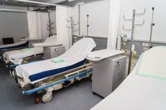 Αίθουσα νοσοκομείων στοκ εικόνες με δικαίωμα ελεύθερης χρήσης