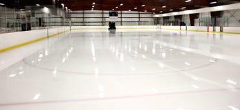 αίθουσα παγοδρομίας πάγου Στοκ Εικόνες