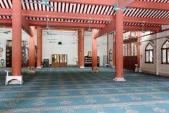 Αίθουσα προσευχής του xianxian μουσουλμανικού τεμένους Στοκ φωτογραφίες με δικαίωμα ελεύθερης χρήσης