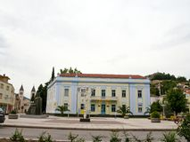 Αίθουσα πόλεων ÄŒapljina στοκ εικόνα
