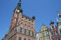 αίθουσα πόλεων Στοκ φωτογραφίες με δικαίωμα ελεύθερης χρήσης