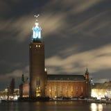 αίθουσα πόλεων Στοκ εικόνες με δικαίωμα ελεύθερης χρήσης