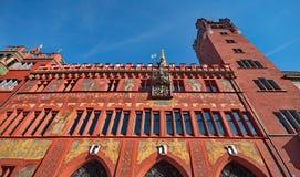 αίθουσα πόλεων της Βασι&la Στοκ Φωτογραφία