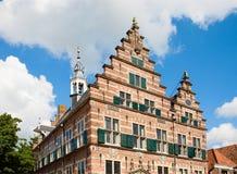 Αίθουσα πόλεων Naarden Στοκ Εικόνα
