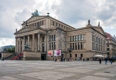 Αίθουσα συναυλιών στο Βερολίνο, Γερμανία Στοκ φωτογραφίες με δικαίωμα ελεύθερης χρήσης