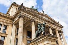 Αίθουσα συναυλιών στο Βερολίνο στοκ εικόνες με δικαίωμα ελεύθερης χρήσης