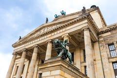 Αίθουσα συναυλιών στο Βερολίνο στοκ εικόνες