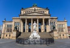 αίθουσα συναυλιών του Βερολίνου στοκ εικόνες