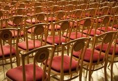 Αίθουσα συναυλιών Στοκ Εικόνες