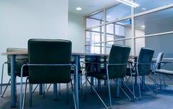 Αίθουσα συνεδριάσεων των γραφείων Στοκ Εικόνες