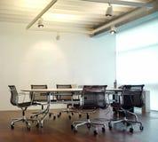αίθουσα συνεδριάσεων Στοκ Φωτογραφία