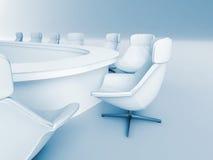αίθουσα συνεδριάσεων διανυσματική απεικόνιση