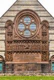 Αίθουσα συνεδριάσεων Richardson - Πανεπιστήμιο του Princeton Στοκ Φωτογραφίες
