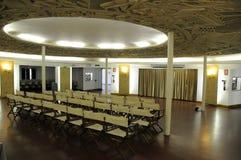 αίθουσα συνδιαλέξεων Στοκ εικόνες με δικαίωμα ελεύθερης χρήσης