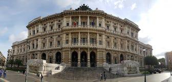 Αίθουσα της Ιταλίας, Ρώμη της δικαιοσύνης, κλασσική αρχιτεκτονική, ορόσημο, κτήριο, μεσαιωνική αρχιτεκτονική Στοκ Φωτογραφία