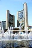 αίθουσα Τορόντο πόλεων στοκ εικόνες με δικαίωμα ελεύθερης χρήσης