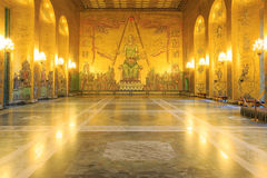 Αίθουσα χορού της Στοκχόλμης Δημαρχείο Στοκ Φωτογραφίες