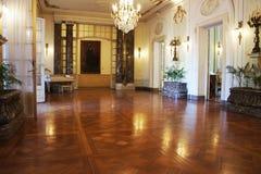 αίθουσα χορού Στοκ εικόνα με δικαίωμα ελεύθερης χρήσης