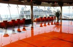 Αίθουσα χορού Disco Στοκ Φωτογραφία