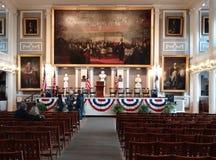 Αίθουσα Faneual, Βοστώνη στοκ εικόνες