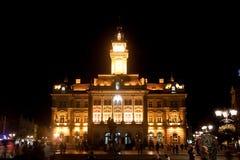 αίθουσα Novi Sad πόλεων Στοκ Φωτογραφίες