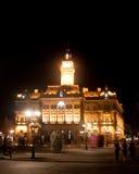 αίθουσα Novi Sad πόλεων Στοκ εικόνα με δικαίωμα ελεύθερης χρήσης