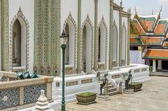 Αίθουσα Phra Mondop Scripture σε έναν βουδιστικό ναό σύνθετο Wat Pho στη Μπανγκόκ στοκ φωτογραφία με δικαίωμα ελεύθερης χρήσης