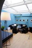 Αίθουσα @The Playce, PlayStation 4 φεγγιτών στοκ φωτογραφία με δικαίωμα ελεύθερης χρήσης