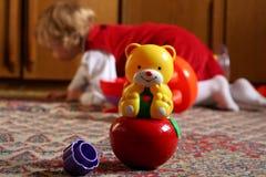 αίθουσα s παιδιών ηλιόλουστη Στοκ φωτογραφία με δικαίωμα ελεύθερης χρήσης