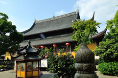 Αίθουσα Sanqing στοκ φωτογραφίες