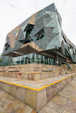 Αίθριο στην ομοσπονδία τετραγωνική Μελβούρνη Στοκ φωτογραφία με δικαίωμα ελεύθερης χρήσης