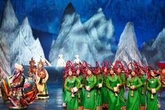 αίνιγμα Θιβετιανός στοκ φωτογραφία
