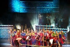 αίνιγμα Θιβετιανός στοκ εικόνες