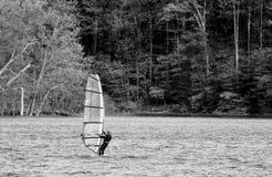 Αίσθημα ελεύθερος στο νερό Στοκ Εικόνες