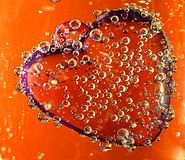 Αίσθημα της καρδιάς Στοκ Εικόνες