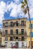 Αβάνα, Κούβα - 10 Φεβρουαρίου 2016: Σπίτι στην Αβάνα Στοκ Εικόνα