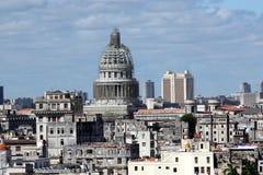 Αβάνα Κούβα Στοκ Εικόνα