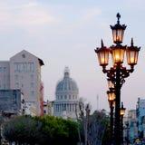 Αβάνα, Κούβα, capitol Στοκ Εικόνες