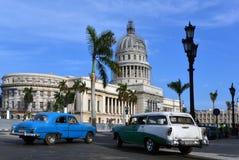 Αβάνα, Κούβα, capitol Στοκ φωτογραφία με δικαίωμα ελεύθερης χρήσης