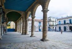 Αβάνα Κούβα Plaza de Armas Στοκ εικόνες με δικαίωμα ελεύθερης χρήσης
