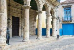 Αβάνα Κούβα Plaza de Armas Στοκ Φωτογραφίες