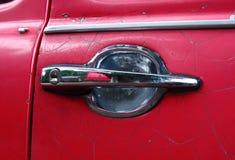 λαβή πορτών αυτοκινήτων πα&l στοκ εικόνα με δικαίωμα ελεύθερης χρήσης